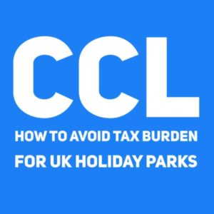 climate change levy exemption for uk holiday parks